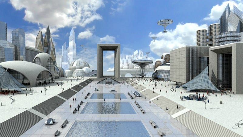 Where can i find an article on utopian societies?