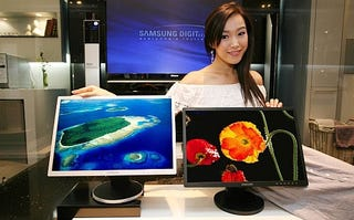 Illustration for article titled Samsung CX223BW 22-Inch LCD