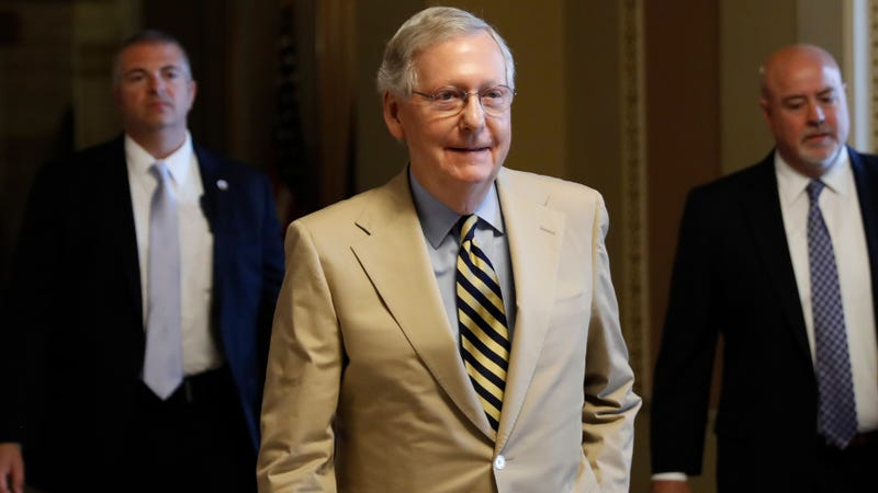 CBO Says Senate Healthcare Bill Would Leave 22 Million More Uninsured