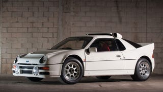 Illustration for article titled One of 24 Ford RS200 Evolution to hit auction block