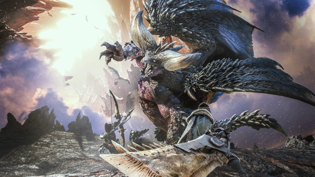 Monster Hunter: World Monsters, Ranked