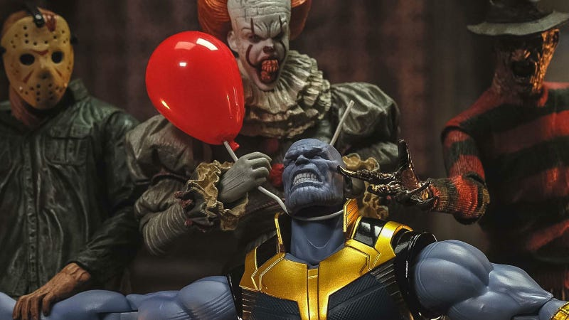 Thanos may have met his match in this crop of a photo by Jax Navarro.