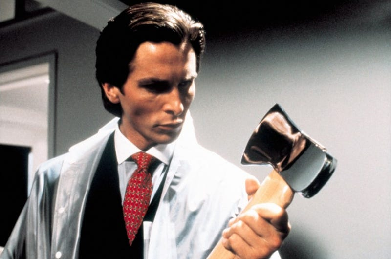American Psycho screenshot