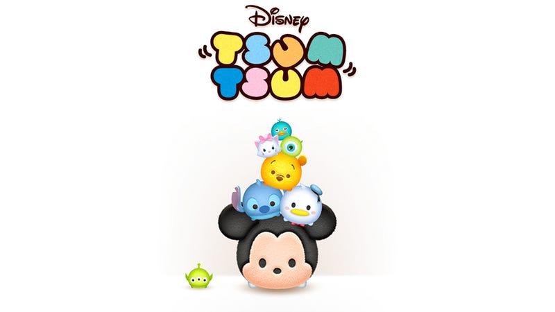 Tsum Tsum Is Cute Fun And Painfully Addictive