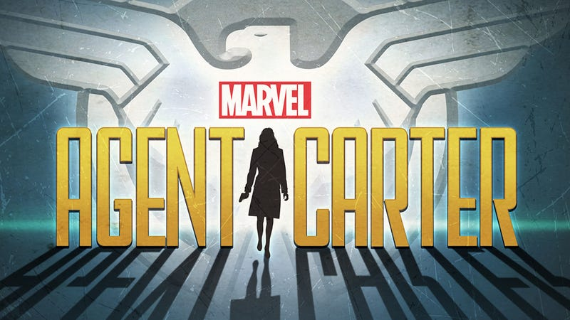 Illustration for article titled Here's The First Promo Art (And Synopsis) For The Agent Carter TV Show!