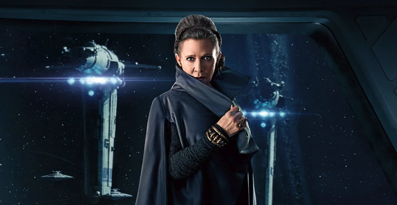 """Illustration for article titled Leia, no Luke, iba a ser """"la última Jedi"""" en Star Wars (y hasta tenía sable de luz)"""