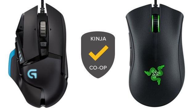 Gaming Mouse Like Deathadder