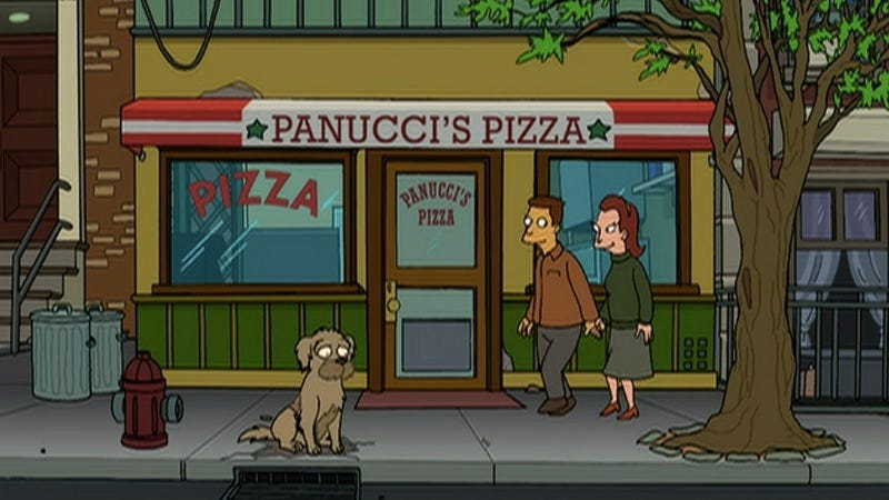 Image result for Jurassic Bark futurama