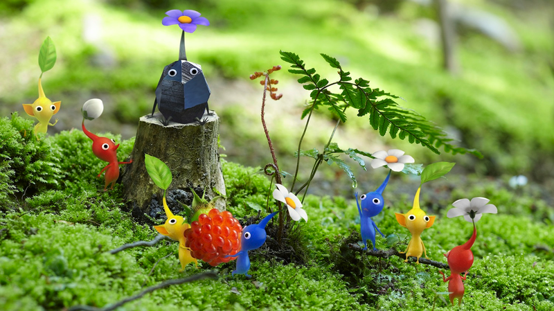 Illustration for article titled The Amazing Graphical Detail of Pikmin 3
