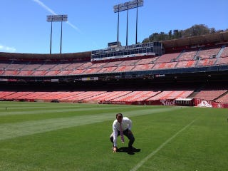 Illustration for article titled Here's How To Sneak Into Candlestick Park