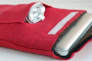 Illustration for article titled ColcaSac MacBook Sleeves Look Natural, Yet Protective