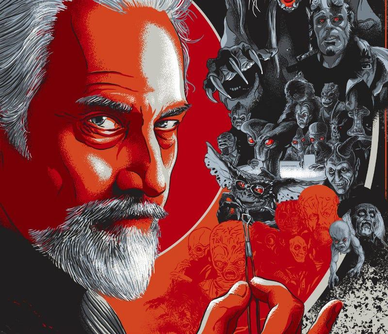 Illustration for article titled Gremlins, Werewolves, and Hellboys: Rick Baker Gets a Tribute Art Show