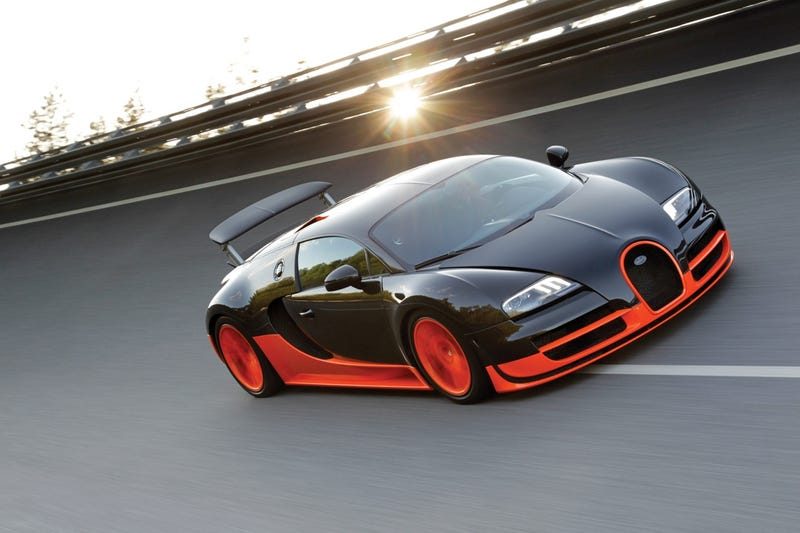 Illustration for article titled Why Bugatti Should Have Called The Chiron The All New Veyron
