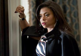 Even Cookie was stunned by all the craziness of the season finale of Empire.Fox