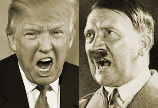 Illustration for article titled Is Trump the new Godwin's Law?