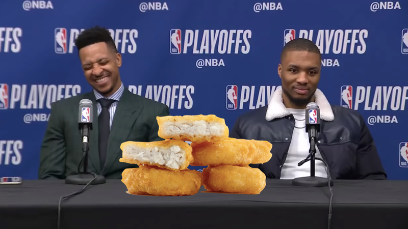 Illustration for article titled Like the Trail Blazers, Oregonians can devour Nuggets today