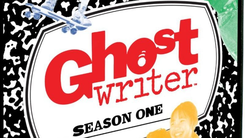 Illustration for article titled Read This: Everything you wanted to know about PBS' spooky but literate Ghostwriter