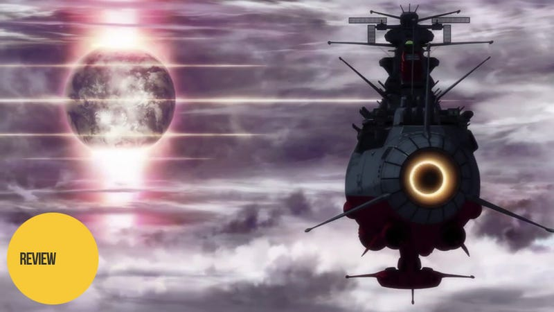 Illustration for article titled Yamato 2199's Movie Feels like a Second Season Pilot