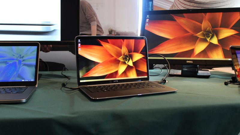 Illustration for article titled The Best Laptops of CES 2013: What Laptops?