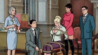 Illustration for article titled Goddammit, Archer