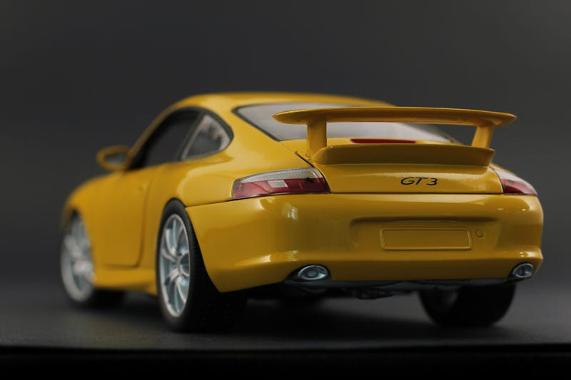 Illustration for article titled LaLD Rennsport Reunion: 996 takeover