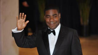 Tracy Morgan arriving for the 2010 White House Correspondents Association dinner May 1, 2010, in Washington, D.C.MANDEL NGAN/AFP/Getty Images