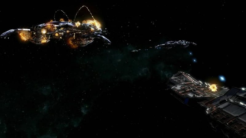 Illustration for article titled Stargate: Atlantis Rewatch - Season 3, Episode 1No Man's Land& Episode 2Misbegotten