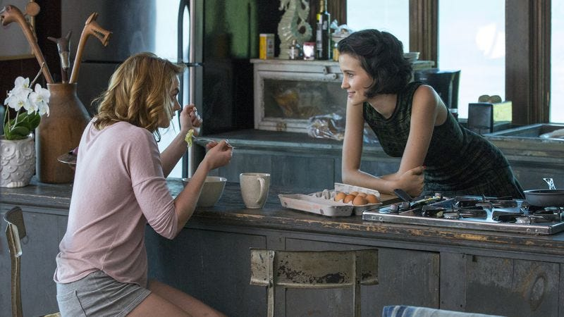 Ruth Wilson (left), Julia Goldani Telles/Showtime