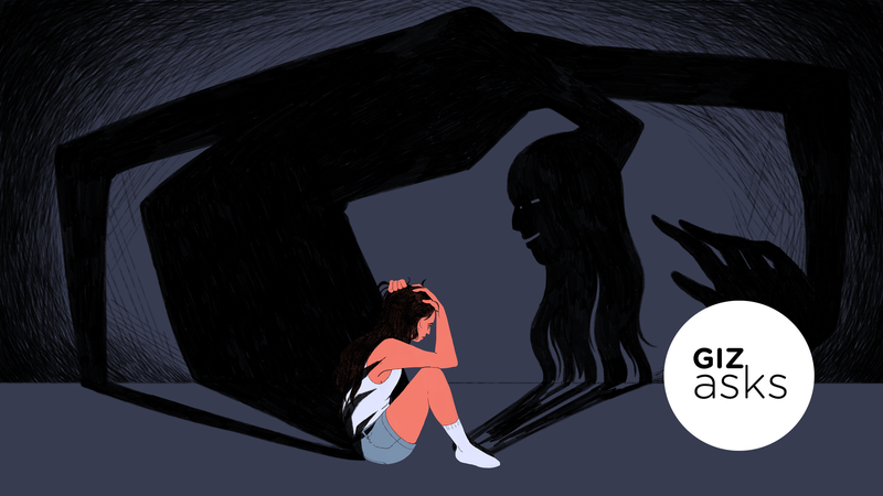 Illustration for article titled Can You Give Yourself a Panic Attack?