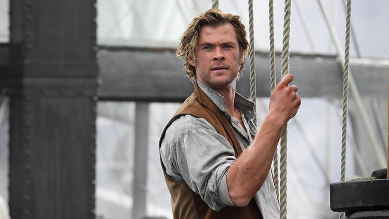 reminder: in the heart of the sea is a movie about chris hemsworth