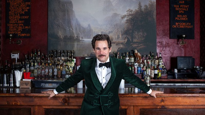 Illustration for article titled Comedian and Speakeasy host Paul F. Tompkins answers our 11 Questions