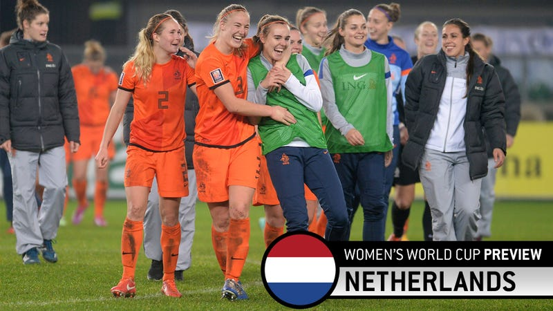Illustration for article titled Finally, A Netherlands Women's Team That Lives Up To The Name