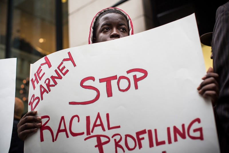Illustration for article titled Barneys on Racial Profiling Frisks: It's the NYPD's Fault