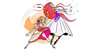Illustration for article titled The Ladies Of Smash Bros.