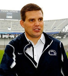 Illustration for article titled Joe Paterno's Son Will Not Coach At Penn State Next Year
