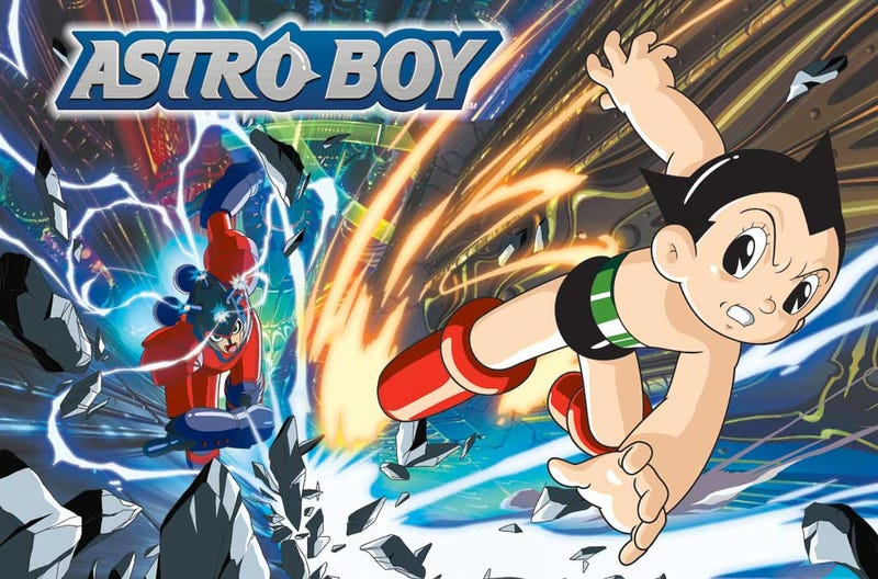 Illustration for article titled There it will be a new Astro Boy Film
