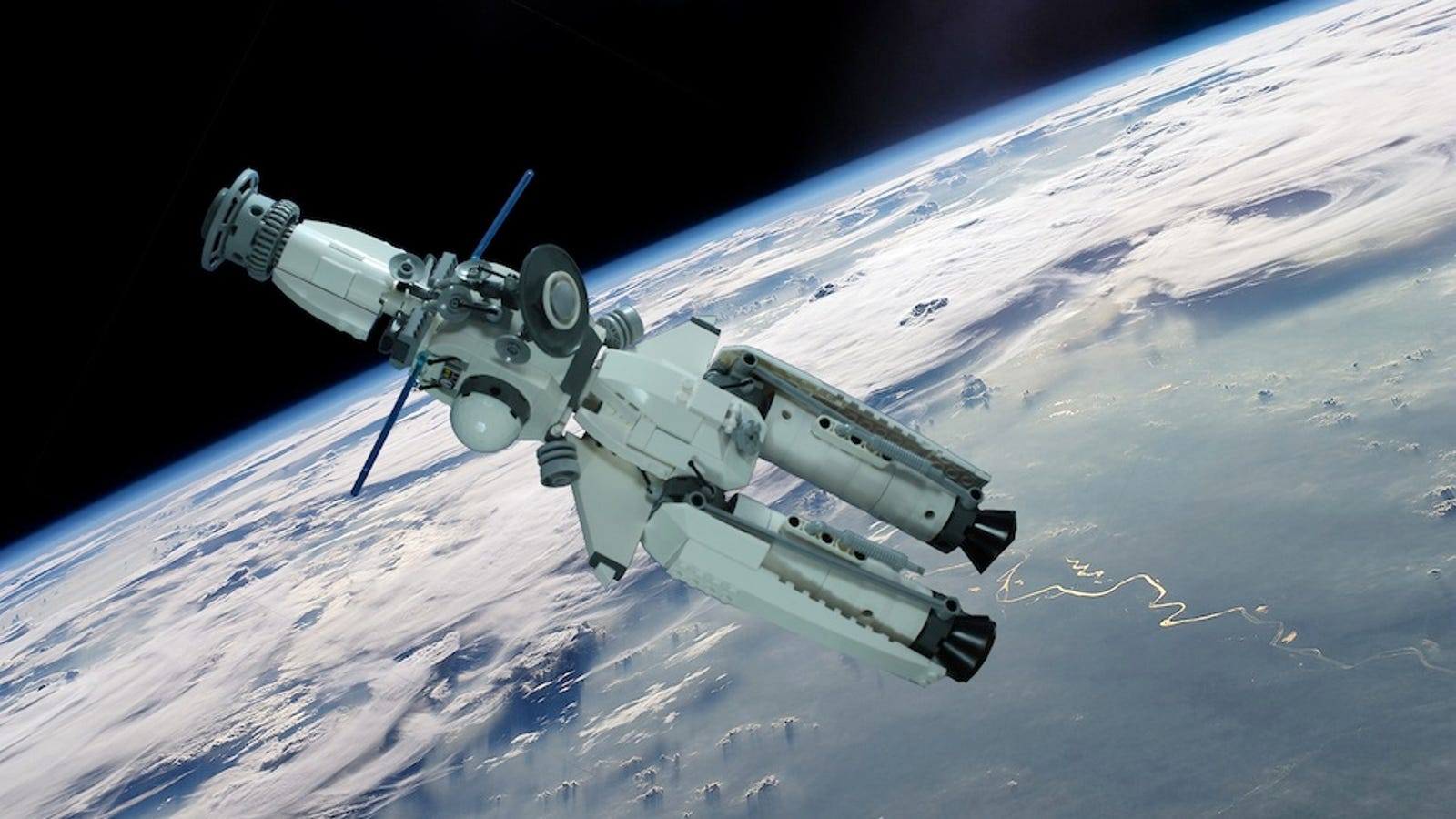 Are These Lego Designs The Future Of Aerospace Engineering