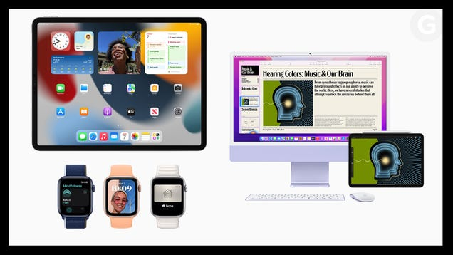 Here s Everything Apple Announced at WWDC 2021