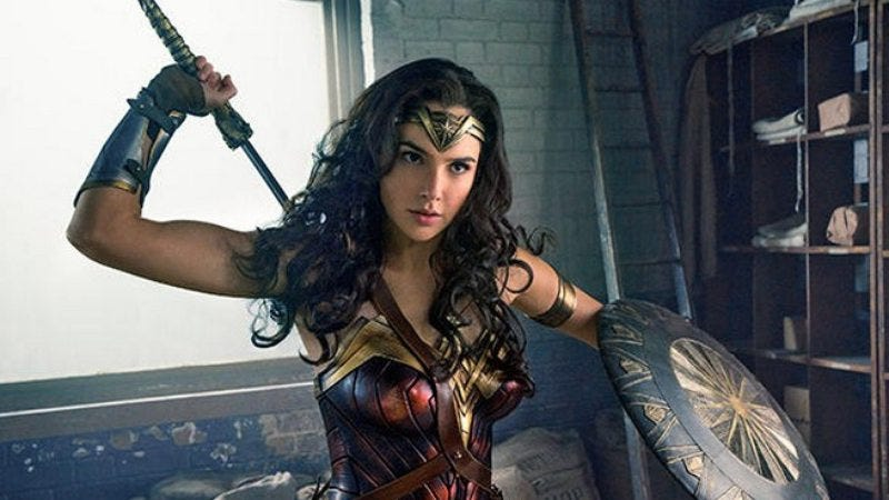 Photo: Wonder Woman