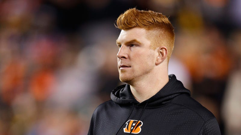 Andy Dalton, A New Philosophy and Making a Bad Situation Worse