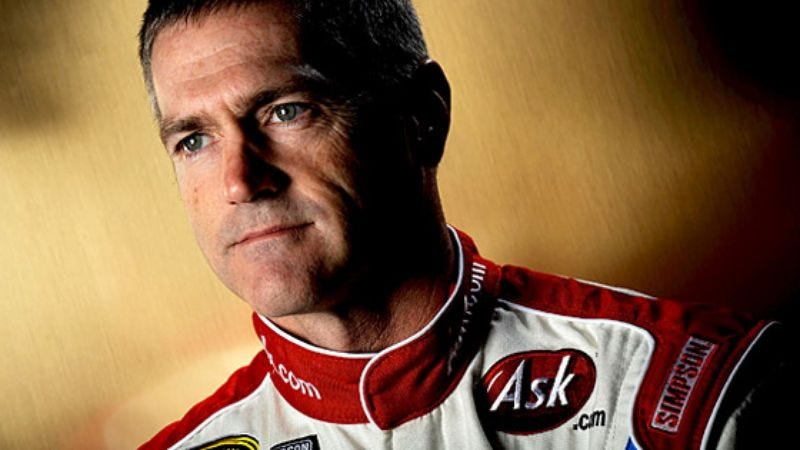 Illustration for article titled Bobby Labonte Real Happy With 73rd Lap