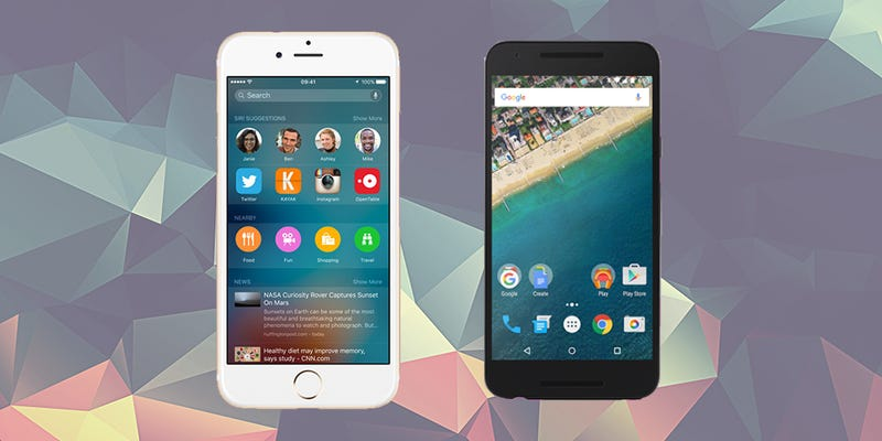 Android 6 vs. iOS 9: la comparativa definitiva