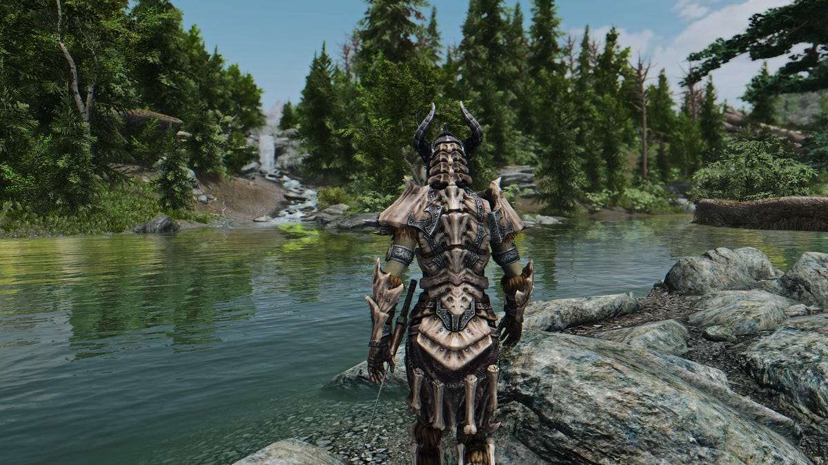 Here's Skyrim: Special Edition Looking Prettier With Mods