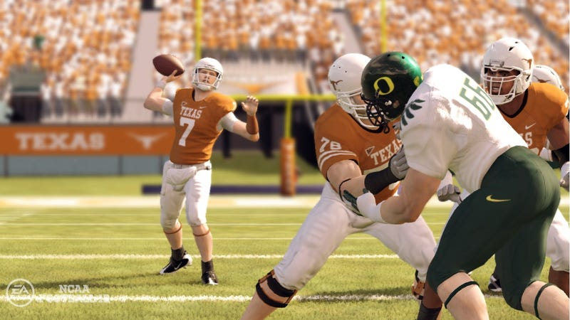 Illustration for article titled EA Sports Seeks Ex-Football Players for Games Development Fellowship