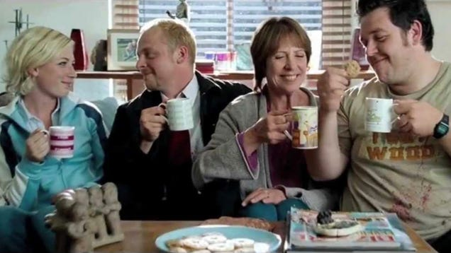 Shaun of the Dead Gets a Coronavirus Update Thanks to Simon Pegg and Nick Frost