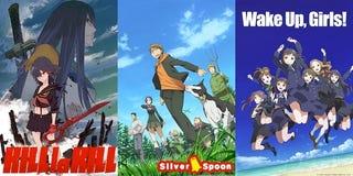 Illustration for article titled Koda's Winter 2014 Anime Season Awards