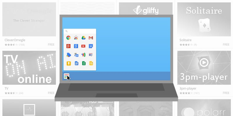 Illustration for article titled How to Use the Chrome App Launcher on Windows or Mac