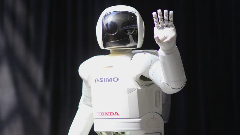 Illustration for article titled RIP Asimo, You Useless Robotic Honda Ad