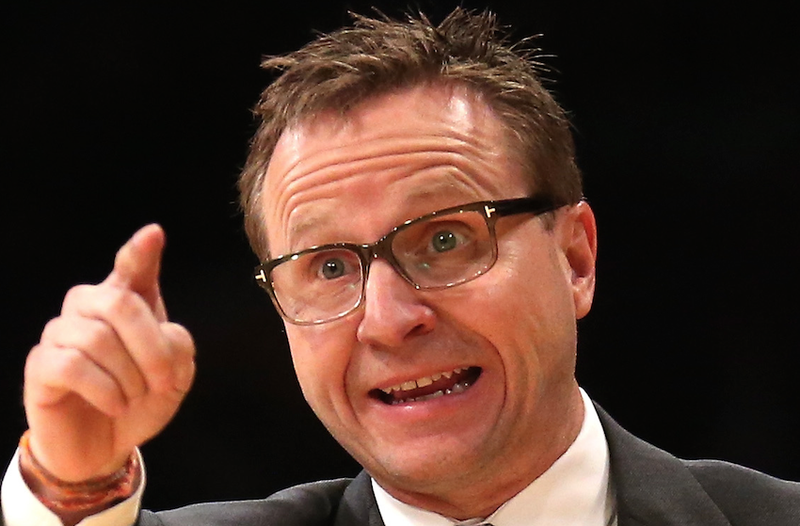 Illustration for article titled Report: OKC Thunder Finally Remember To Fire Scott Brooks