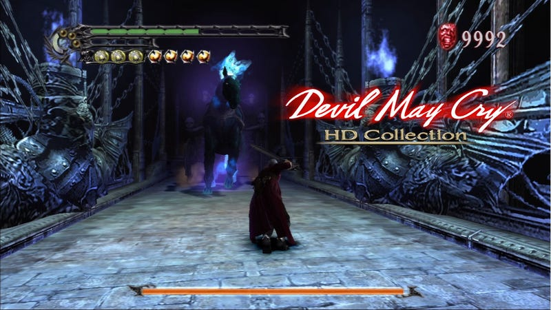 Illustration for article titled There is a Devil May Cry HD Collection in the Works, and This is What It Looks Like